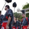 宇夫階神社・塩竃神社 秋の例大祭 行列