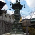 金刀比羅宮-青銅大燈籠-