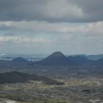 金刀比羅宮-厳魂神社からの眺望-