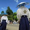 滝宮の念仏踊