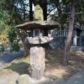 高家神社 石燈籠