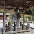 大水上神社 時雨燈籠