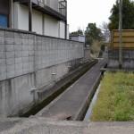 田村神社 「袂井(たもとい)」への道