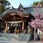 田村神社 「宇都伎(うつき)社」