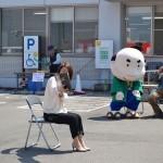 岡田久次郎まつり よしかわ真世さん 2013.5.12