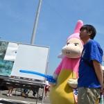 岡田久次郎まつり みとよん 2013.5.12