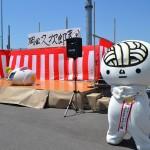 岡田久次郎まつり ときたまステージ with うどん脳 2013.5.12