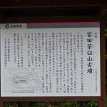 富田茶臼山古墳