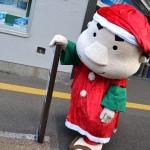 久次郎さん 高松商店街お散歩