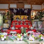 第12回引田ひなまつり 八坂神社