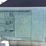 丸亀・金比羅街道 南条町付近 案内図