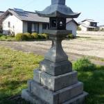 丸亀・金比羅街道 両宮の石燈籠