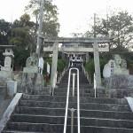 丸亀・金比羅街道 富隈神社