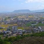 由良山 頂上からの景色