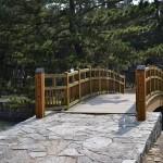 津田の松原 出逢い橋