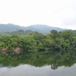 財田ダム 戸川ダム公園