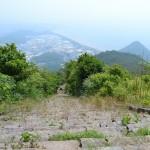 高屋神社 本宮からの景色