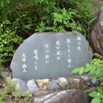 高屋神社 本宮 参道