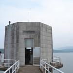満濃池 配水塔