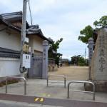 岡の松(真覚寺)