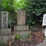 京極丸亀藩観音寺奉行とその一族の墓