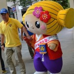 姉妹城 親善都市と交流都市の観光と物産展 みとちゃん 2014.9.20