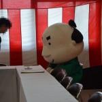 丸亀高等学校学園祭 久次郎さん