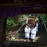 岩部八幡神社秋季大祭