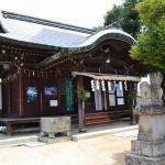 熊野神社(松縄)