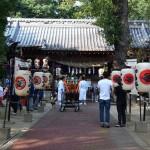 熊野神社秋季大祭
