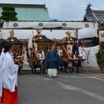 履脱八幡神社 秋季大祭