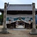 履脱八幡神社